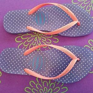 Shoes - Havaianas Flip/Flops 7/8
